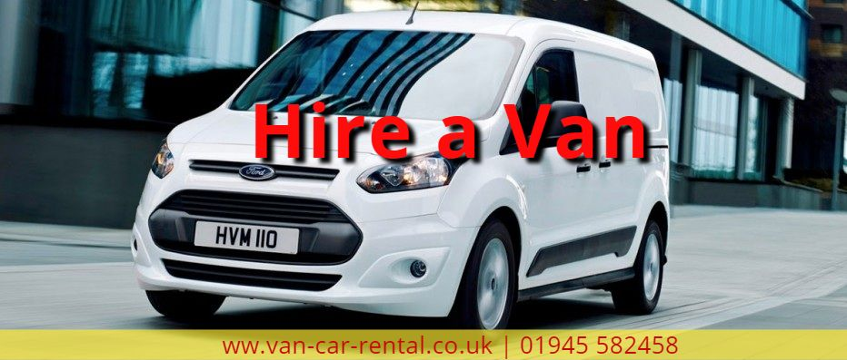 van hire in kings lynn