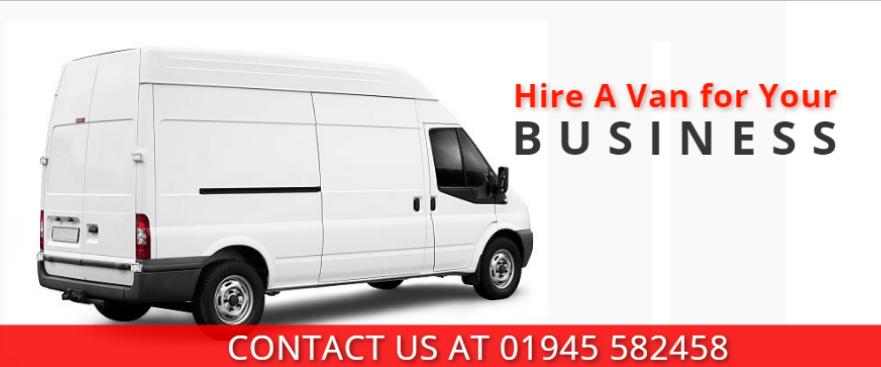 hire van for business