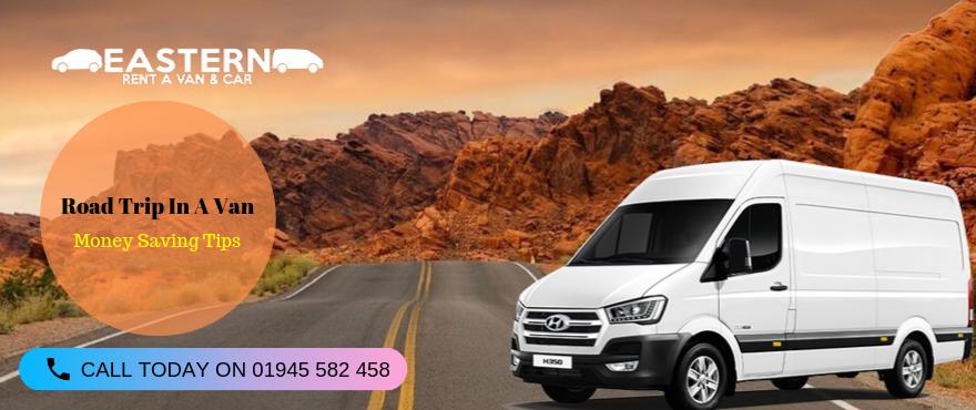 road trip Van hire