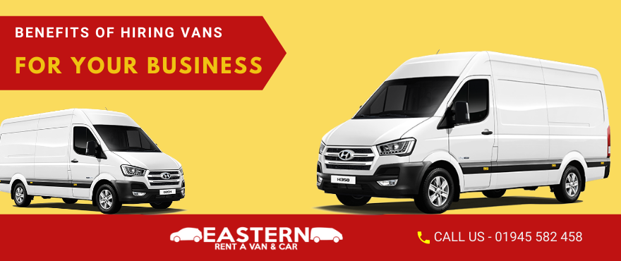 Van Hire in Thetford