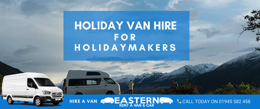 Van Hire In Spalding